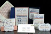 Wedding Stationery from Our Friends / This is a group board for wedding invitations and stationery. Please follow the board and leave a message on the first pin in this group if you would like to be invited to pin with Smartpress.com! / by Smartpress.com