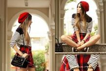 Street Style Baby :) / Lots of amazing outfits I hope to try out someday. :)  / by Berklee Webb