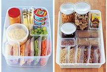 Lunch ideas / Lunch ideas for the family and for lunch boxes / by Kristi Jackson