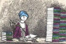 livros / by Vanessa Scaff
