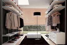 closets / by Vanessa Scaff