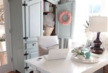 Office space / Ideas and inspiration for an inviting and relaxing home office / by The Pampered Chef with The Party Girl