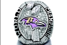 Super Bowl XLVII Ring / HD photos of the Ravens Super Bowl XLVII Championship Ring / by Baltimore Ravens