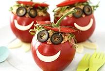 EATIN Fun Crazy Zany Food / #food, #fun food, #food decor,  / by Karen Chapman