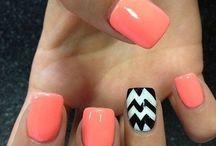 Nails, Nails, and more nails / by Sydney Bricker