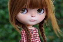 Blythe! / I'm not much of one for dolls, never have been, but I really like these little ladies and even own one now. / by Oh the Cuteness!