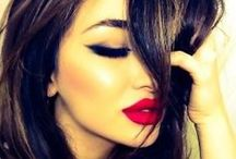 Makeup Inspiration / by Kirstin Noble