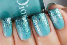Super Cute Nail Designs / Nail designs that are super cute! / by Crystal Church