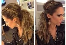 Pretty Hairstyles / by Crystal Church