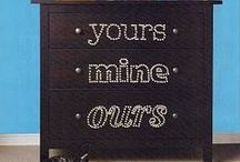 Yours, Mine, & Ours / by Angie Elzy-Carroll