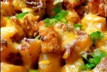 Recipe Love / I love to cook; I love food. 'Nuff said. / by Brynn Paulin