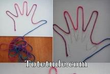 Body Prints / by Totetude.com Preschool
