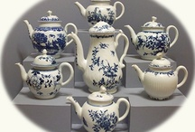 Blue and White Porcelain..(LOVE) / by Shan NA