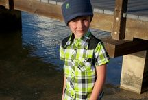 Gage's Style and owns / My littlest mans style / by Tiffany Hix