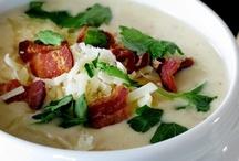 Yummm Soups/Stews! / by Mary Feltman