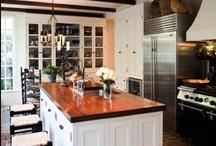 Home Design: Kitchens / by Ellen Griswold