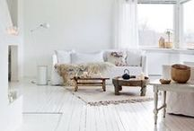 HOME INSPIRATION / by Tine vanderEems