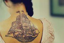 Show-off yo Tattoos! / by Phyliss Flanagan