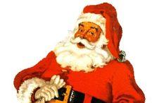Christmas Santas / by Sonya Mikuls
