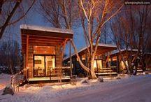 cabin ideas / by jamie gwynn