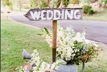 Wedding Ideas / by Cindie Terry
