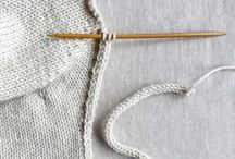 diy - knitting / by Natalie @ everyday-wonders.com