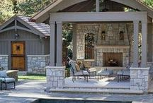 Outdoor Spaces / by Cindie Terry