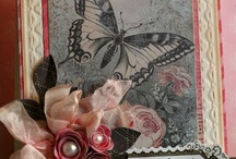 Cards - For Her / Lots of Card and Scrapbook page layouts and ideas! / by Kathleen Hoover