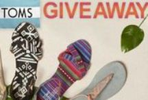 Giveaways / At ShopAtHome.com, we love a great deal. Enter our weekly giveaways for a chance to win prizes from your favorite retailers. / by ShopAtHome.com