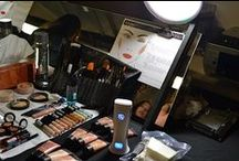 Blue Light Hits NYFW! / Fashion week is not complete without the Skin Perfecting Blue Light! Follow us for an exclusive backstage look at Chadwick Bell plus the hottest trends from the Spring 2014 shows.  / by Tria Beauty