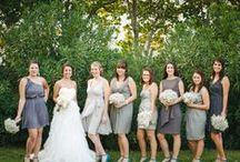 wedding ideas :: attendants / bridal party business / by Stacey Frentress