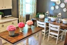 home :: kitchen / by Stacey Frentress