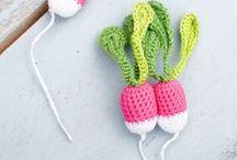 Crochet/Amigurumi / by Kinopiko