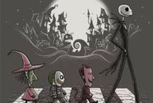 A Nightmare Before Christmas / by Laura Fink-Klein
