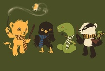 Hoggy Woggy Hogwarts / For the awesomeness that is HP... whether it be hilarity or DIY / by Amber Thomas