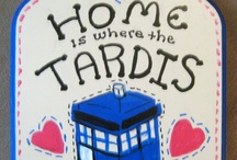 Doctor Who Love / by Lynn Weinel