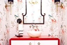 BATHROOMS / by Lance Jackson - Parker Kennedy Living