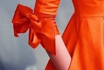 orange and melon / by Catherine / Snow Daisy Studio