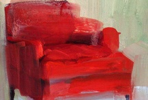 RED / by Catherine / Snow Daisy Studio