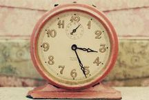 clocks & watches / by Catherine / Snow Daisy Studio