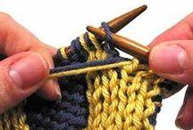 Knitting / by Lori Beth