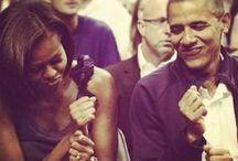 The Obama Family / by Elmesha McQuire