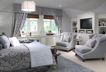 Master Bedroom / by Pam Hunter