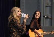 In Concert! / by Megan & Liz Web