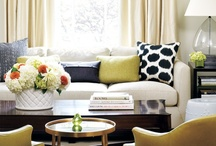 living rooms / by Amber Kimber