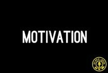Motivation / by Gold's Gym Utah