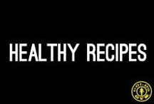 Healthy Recipes / by Gold's Gym Utah
