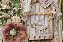 Cards--Bird Cages / by Patricia Panzica