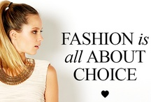 Stylistpick Quotes / Snippets taken from the SP manifesto. Quotes to dress by, quotes to live by... / by StylistPick ♥