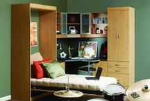 Ideas - Murphy Beds / by Bill and Stephanie Norman